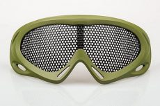 Nuprol Pro Mesh Eye Protection Green image