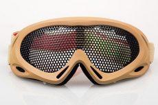 Nuprol Pro Mesh Eye Protection Tan image
