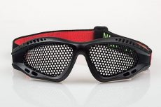 Nuprol Shades Mesh Eye Protection Black image