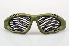 Nuprol Shades Mesh Eye Protection Green image