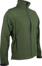 HIGHLANDER Odin Softshell Jacket – Olive Green image
