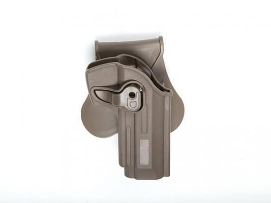 ASG M92 Polymer Retention Holster – Tan product image