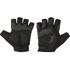 Highlander Raptor Fingerless Gloves Black image