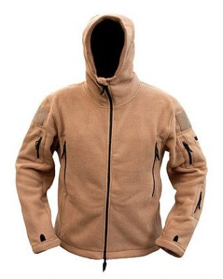 Kombat Recon Tactical Hoodie – Coyote product image