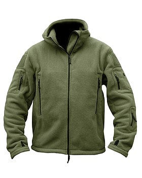 Recon Tactical Hoodie – Olive Green product image