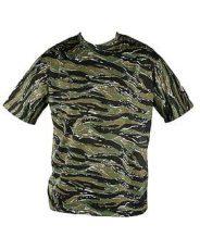 Tiger Stripe T-Shirt image