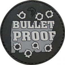 VIPER BULLET PROOF MORALE PATCH image