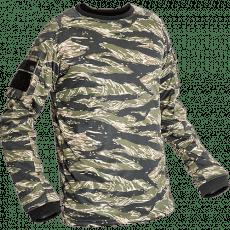 Valken KILO Combat Shirt – Tiger Stripe image