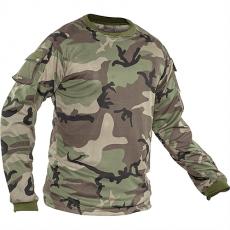 Valken KILO Combat Shirt – Woodland image