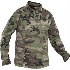 Valken TANGO Combat Shirt – Woodland image