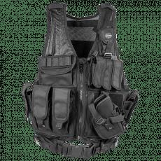 Valken Crossdraw Vest Adult – Black image