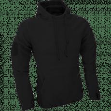 Viper Fleece Hoodie – Black image