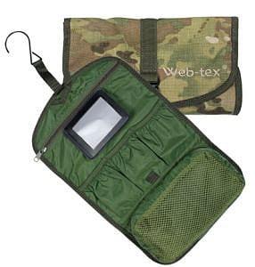 Web-Tex Wash Bag Multicam product image