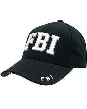 Kombat Baseball Cap – FBI product image