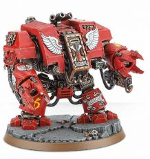 Games workshop Blood Angels Furioso Deadnought image