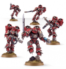 Games workshop Chaos Space Marines Raptors image