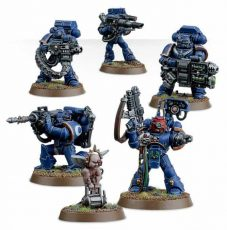 Games workshop Space Marine Devastator Squad image