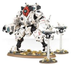 Games Workshop Tau Empire XV95 Ghostkeel Battlesuit image