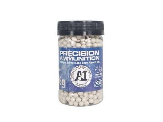 ASG 0.36g Heavy Precision BBs (1000 Bottle) product image