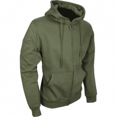 Viper Tactical Zipped Hoodie – Green image