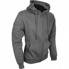 Tactical Zipped Hoodie – Titanium image