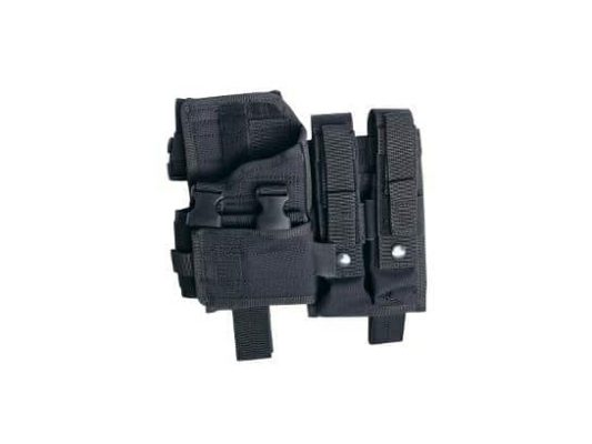 Adjustable Thigh Holster With Mag Pouches product image