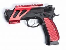 CZ SP01 Shadow Rail Mount – Red image