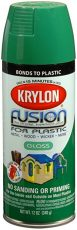 Krylon Fusion Safety Green Spray Paint image