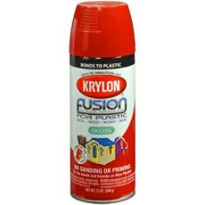 Krylon Fusion Safety Red image