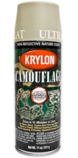 Krylon Camouflage Khaki Spray Paint image