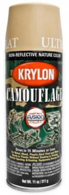 Krylon Camouflage Sand Spray Paint product image