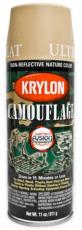 Krylon Camouflage Sand Spray Paint image
