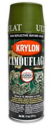 Krylon Woodland Light Green Paint product image