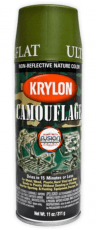 Krylon Woodland Light Green Paint image