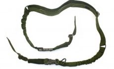 Nuprol 2 Point Bungee Sling Green image