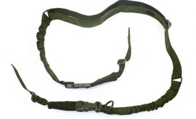 Nuprol 2 Point Bungee Sling Green product image