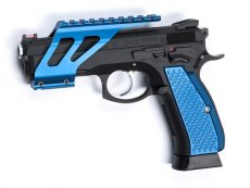 ASG Grip Shells For CZ SP-01 Shadow – Blue image