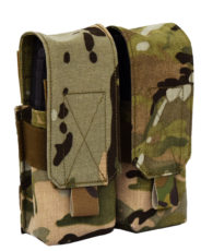 Stirling Tactical Double Magazine Pouch – Multicam image