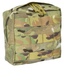 Stirling Tactical Zip Utility 6″X 6″ – Multicam image