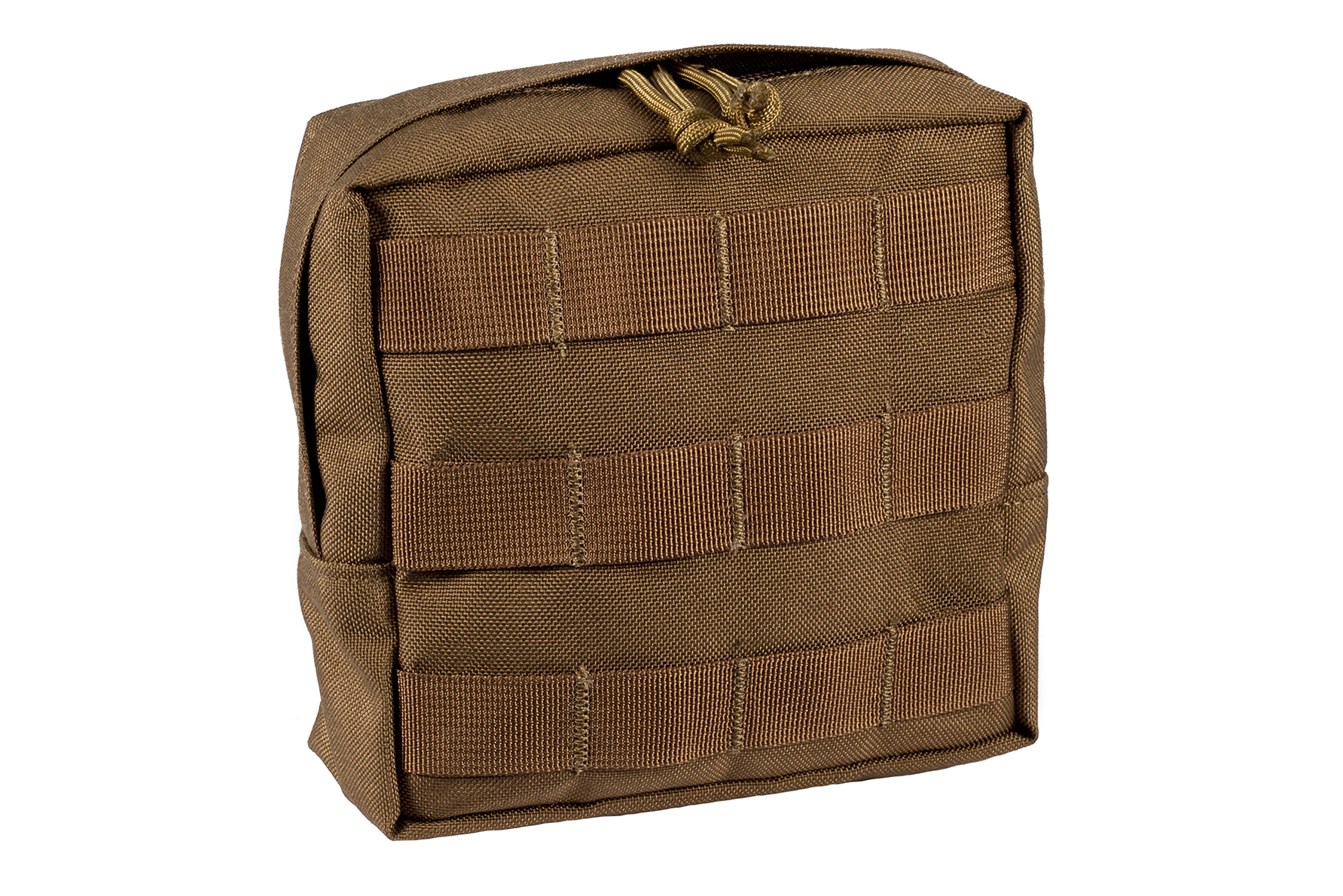 Stirling Tactical Zip Utility 6″X 6″ – Coyote Brown product image