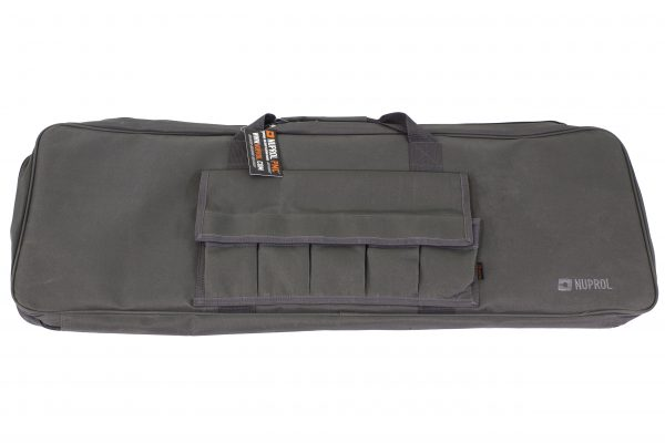 NUPROL PMC ESSENTIALS SOFT RIFLE BAG 36″ – GREY product image