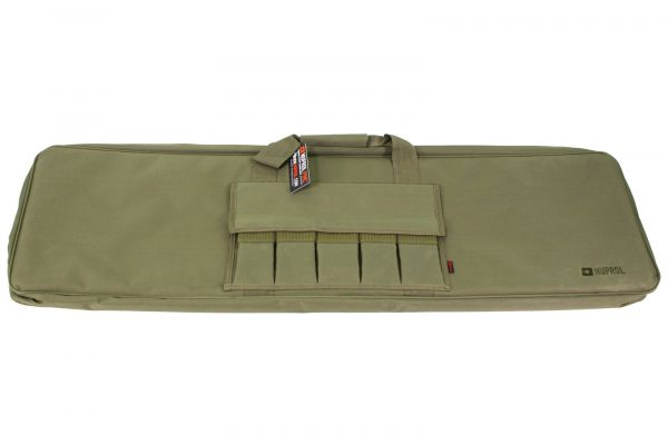 NUPROL PMC ESSENTIALS SOFT RIFLE BAG 46″ – GREEN product image