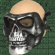 Viper Hardshell Face Mask Skull image