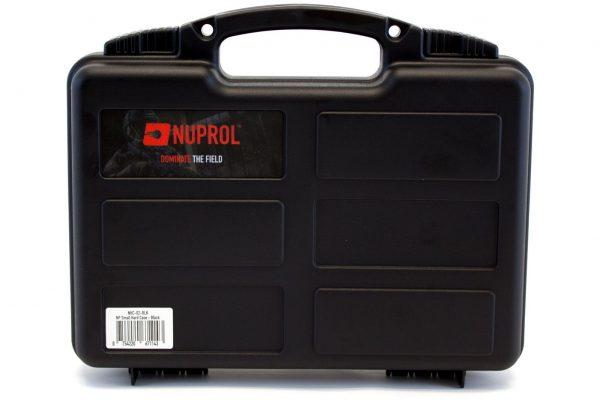 NUPROL  SMALL HARD CASE (PNP FOAM) – BLACK product image