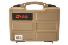 NUPROL  SMALL HARD CASE (PNP FOAM) – TAN image