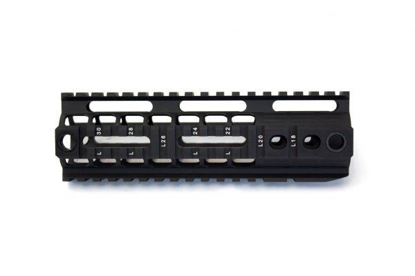 NUPROL BOCCA SERIES ONE RAIL 7″ – BLACK product image