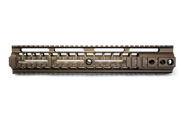 NUPROL BOCCA SERIES ONE RAIL 12.6″ – BRONZE product image