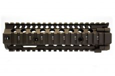 NUPROL BOCCA SERIES TWO RAIL 7″ – BRONZE image