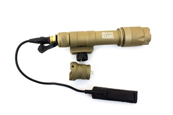 NUPROL NX600L TORCH – TAN product image