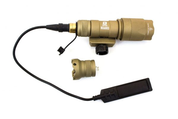 NUPROL NX600S TORCH – TAN product image